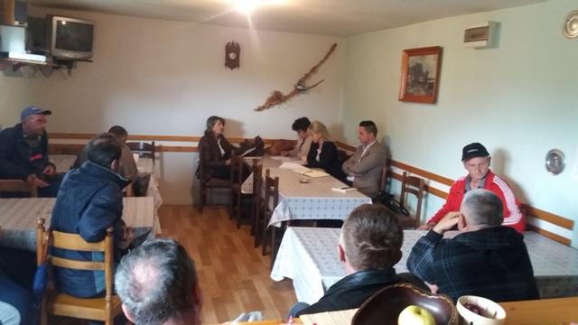 Održani zborovi građana povodom Nacrta Statuta opštine i Poslovnika o radu Skupštine