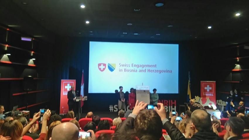 Opština Trnovo zainteresovana za Strategiju saradnje Švajcarske u BIH