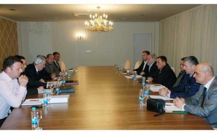 Načelnik Vujičić prisustvovao sastanku načelnika opština Sarajevsko-romanijske regije sa ministrom poljoprivrede, šumarstva i vodoprivrede Republike Srpske
