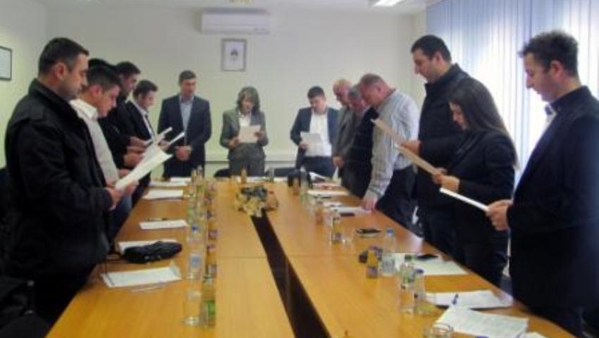 Održana Konstitutivna sjednica SO Trnovo