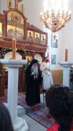 Mitropolit Hrizostom u Trnovu služio svetu arhijerejsku liturgiju