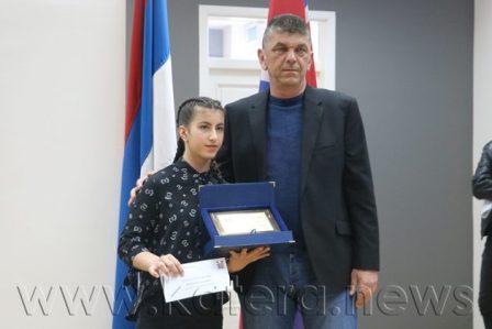 Džudistkinja Anđela Veselinović među perspektivnim sportistima Grada