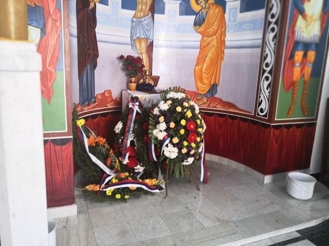 Parastosom i polaganjem cvijeća obilježen dan stradanja boraca i civila u Trnovu