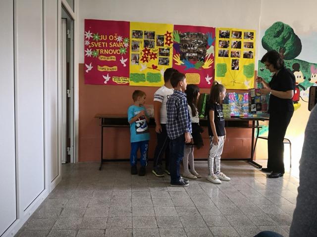 Načelnik opštine pozdravio učenike povodom početka školske godine