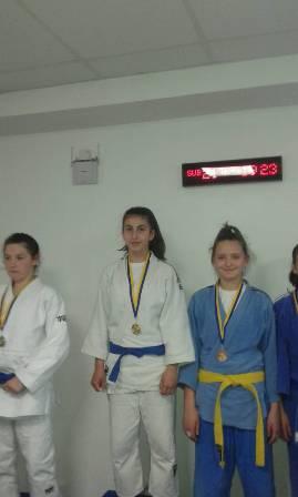 Dvije zlatne medalje Anđele Veselinović
