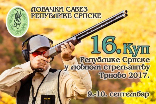 Trnovo domaćin 16.Kupa RS u lovnom streljaštvu