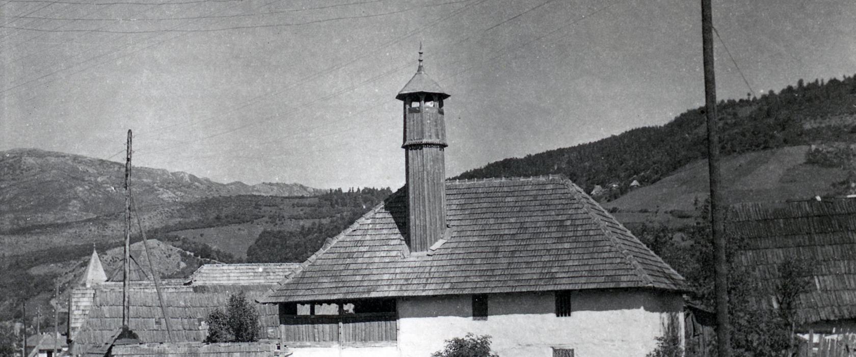 Džamija u Trnovu, 1956. godine.