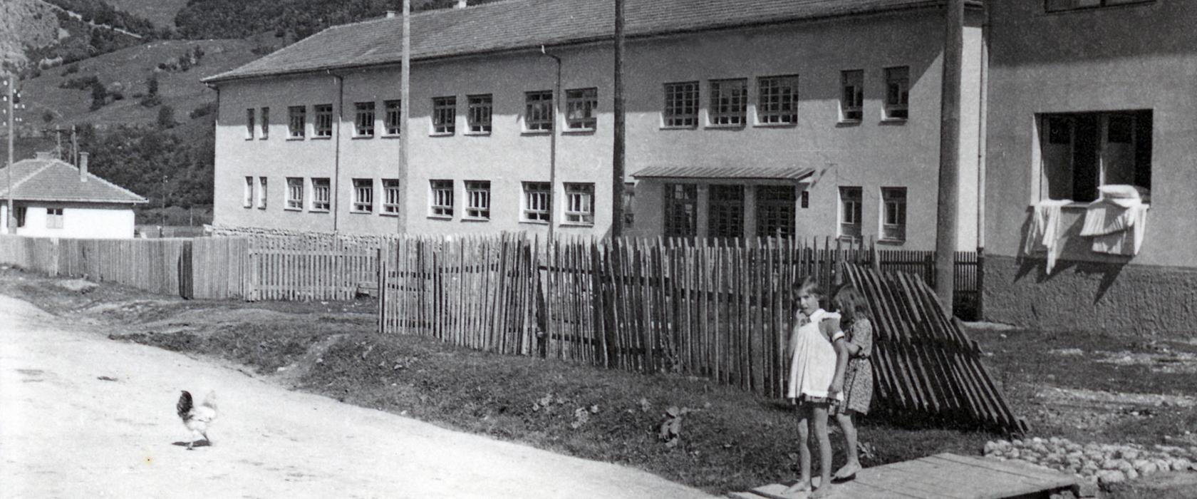 Škola u Trnovu, 1956.