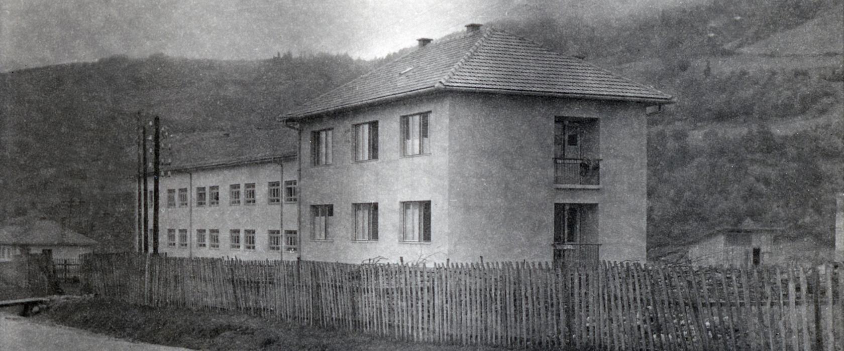 Trnovo, 1956. godina.